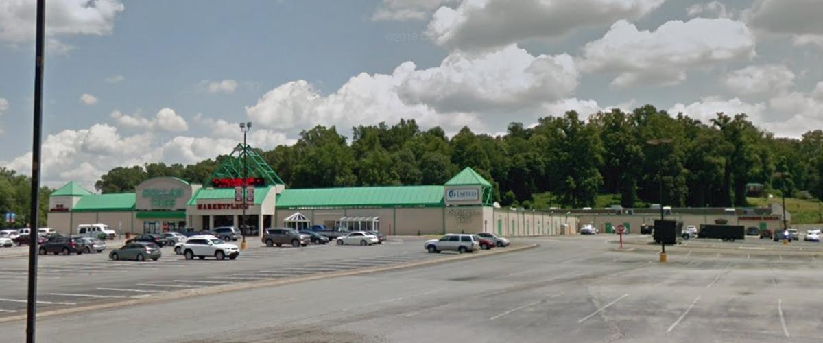 Marketplace Mall - Winston-Salem, North Carolina Right Side