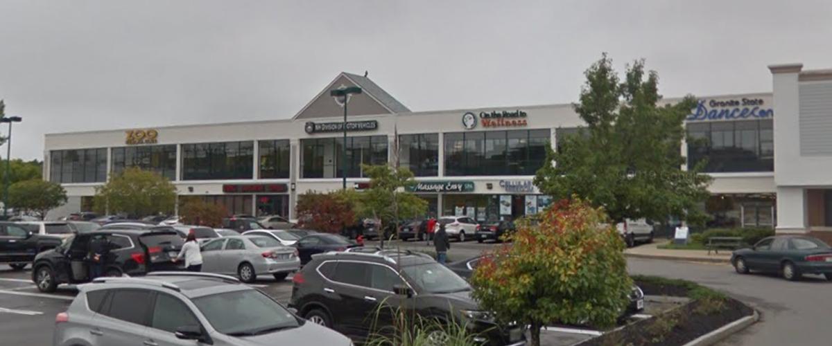 Shaw's Supermarket – Manchester, New Hampshire Left