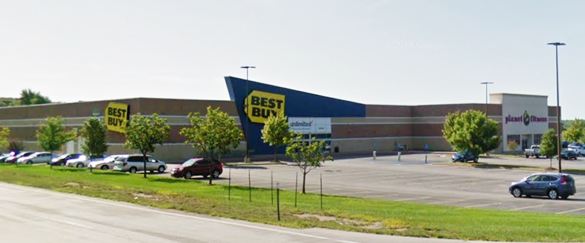 Shoppes at Jefferson City – Jefferson City, Missouri Front