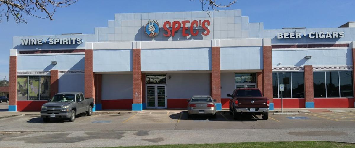 Spec's – Victoria, Texas Front