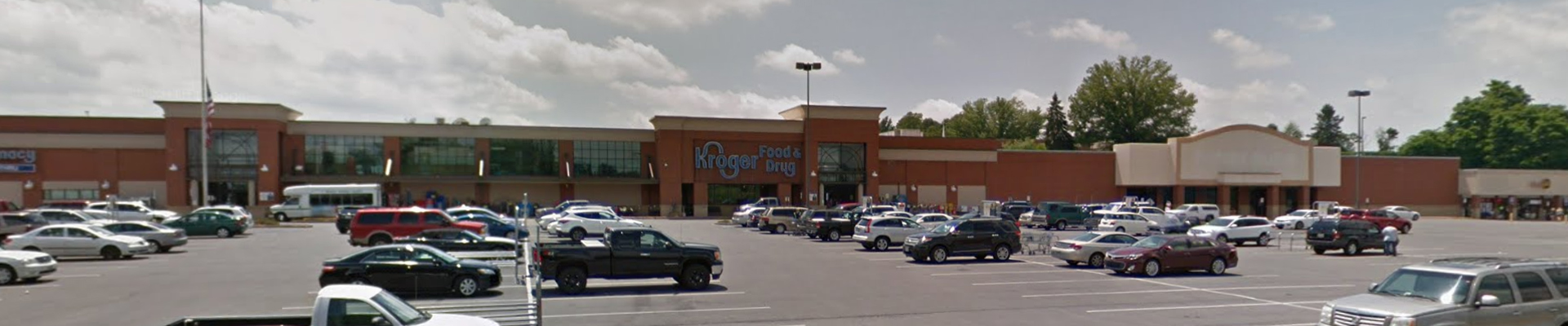 Stateline Shopping Center (Kroger) – Bristol, Virginia