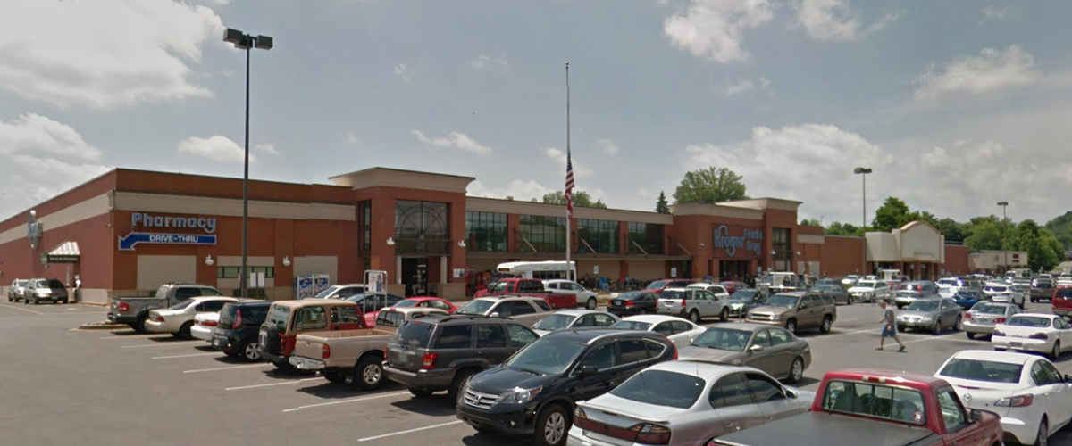 Stateline Shopping Center (Kroger) – Bristol, Virginia Left