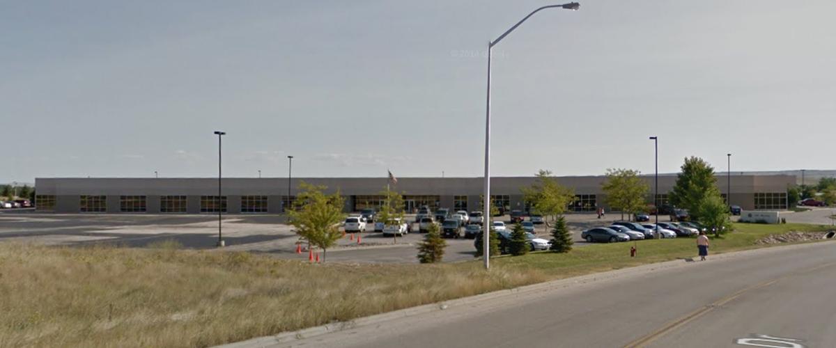 Synchrony Financial Building - Rapid City, South Dakota Left
