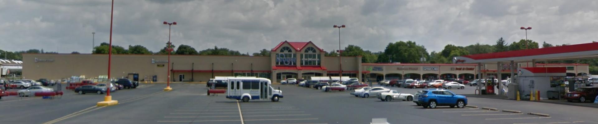 Trojan Plaza Shopping Center