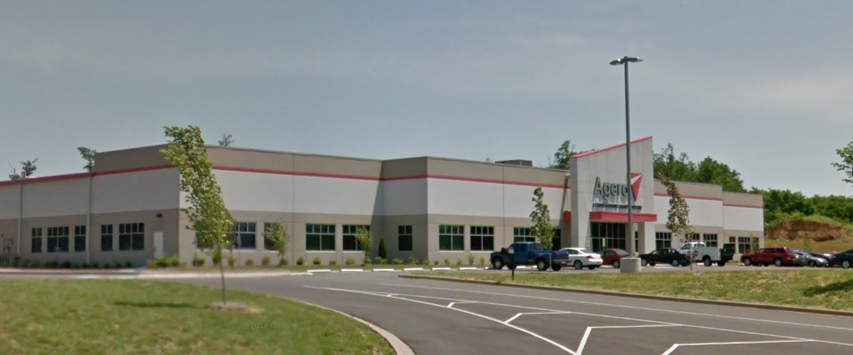 Two Tenant Insurance Support Center – Clarksville, Tennessee Left