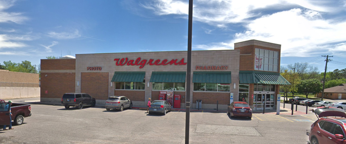 Walgreens – Ada, Oklahoma left