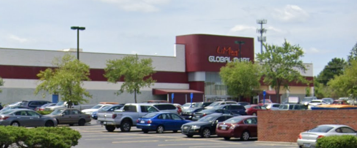 Westgate Plaza Shopping Center – Durham, North Carolina Right