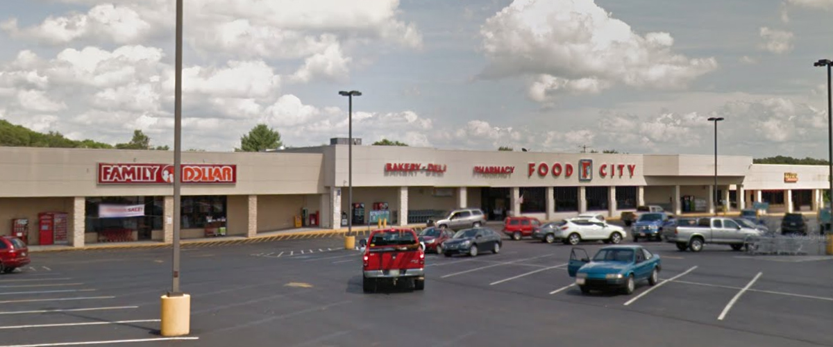 White Pine Shopping Center – White Pine, Tennessee Left